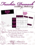 Fuschia-Damask-wedding-advert-sheet-small